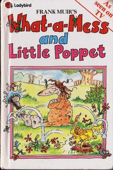 Ladybird / What-a-Mess and Little Poppet