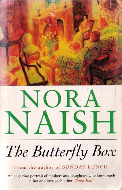 Naish, Nora / The Butterfly Box