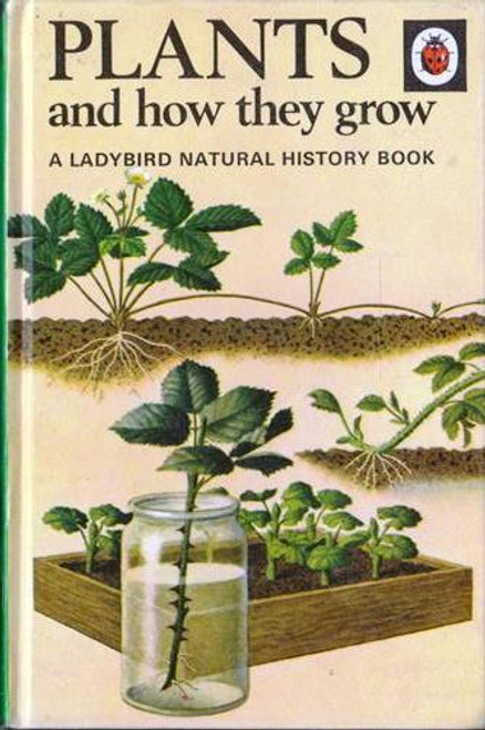 Ladybird / Plants and how they Grow (Pre Barcode)