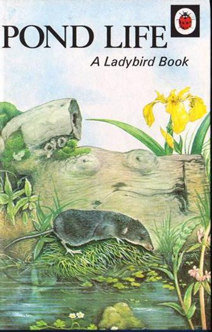 Ladybird / Pond Life (Pre Barcode)