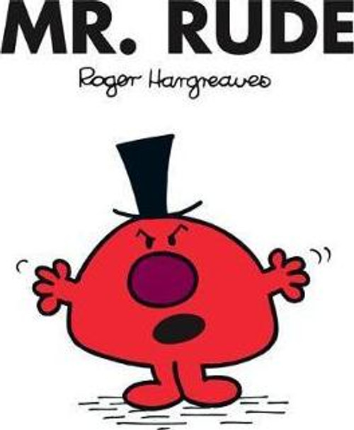 Mr Men and Little Miss, Mr. Rude