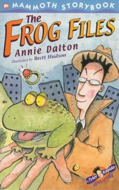 Dalton, Annie / The Frog Files