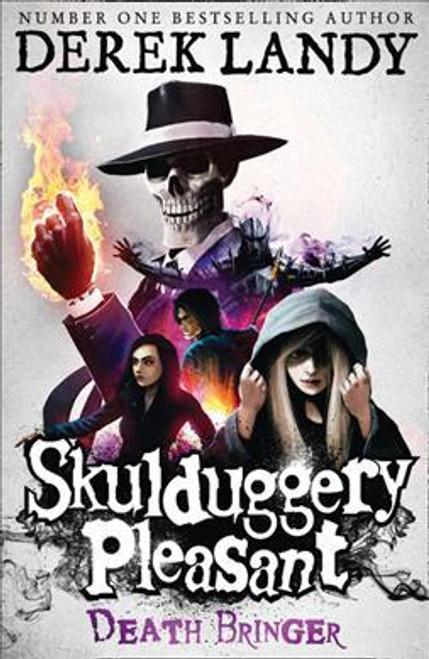 Landy, Derek / Death Bringer ( Skulguggery Pleasant Series - Book 6 )