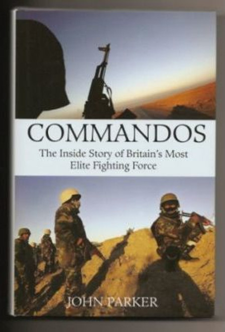 Parker, John / Commandos (Hardback)