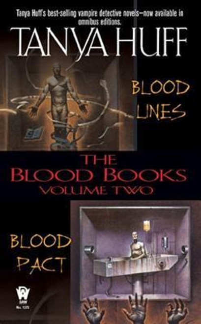 Huff, Tanya / The Blood Books : Volume 2; Blood Lines/Blood Pact