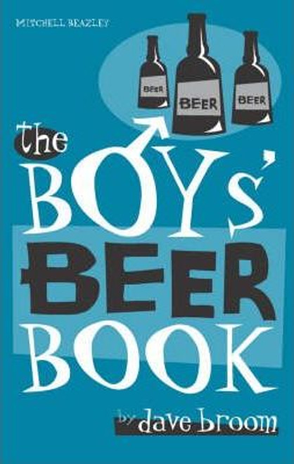 Goodall, Jonny / The Boys' Beer Book