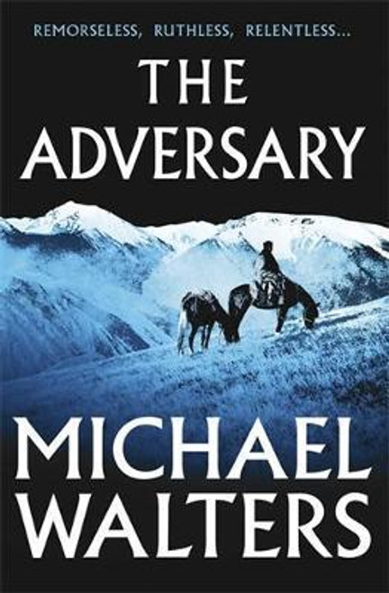 Walters, Michael / The Adversary (Hardback)