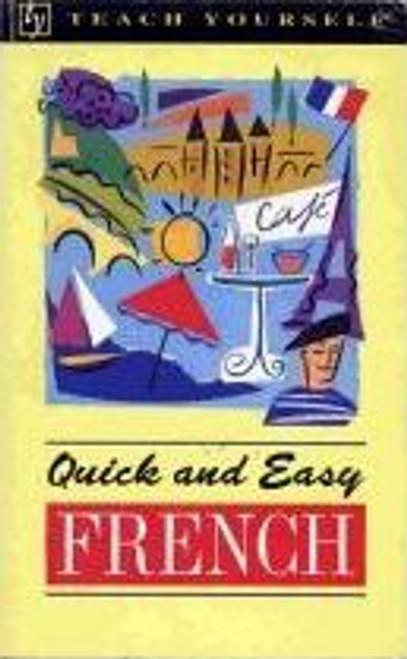 Lubke-Langenscheidt, Diethard / Quick and Easy French