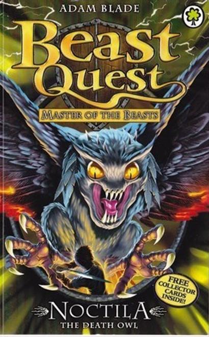 Blade, Adam / Beast Quest: Noctilla, The Death Owl
