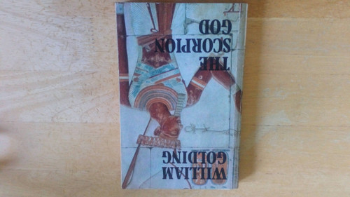 Golding, William - The Scorpion God - Vintage Faber PB - 1977 Reprint - 3 Novellas