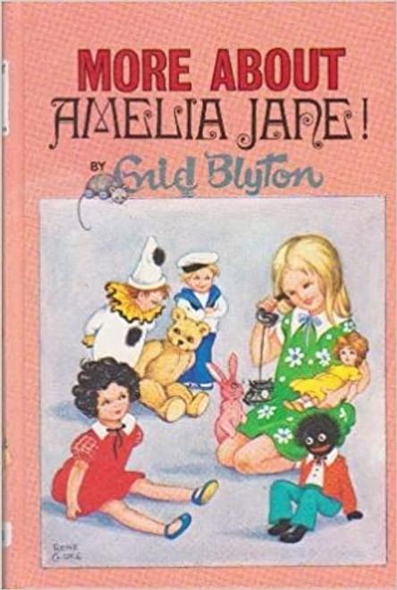 Blyton, Enid / More About Amelia Jane! (Hardback)