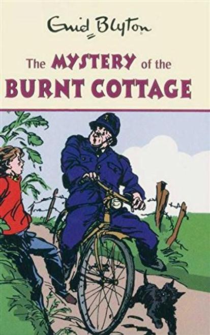 Blyton, Enid / The Mystery of the Burnt Cottage (Hardback)