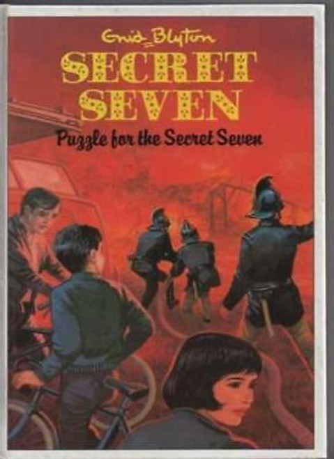 Blyton, Enid / Puzzle for the Secret Seven (Hardback)