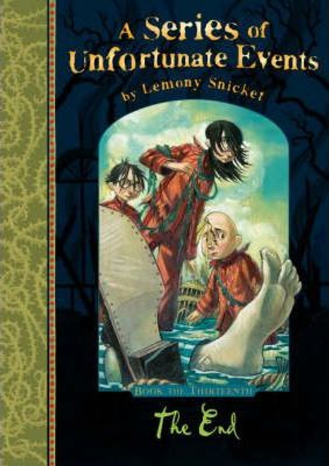 Snicket, Lemony / A Series of Unfortunate Events (Book 13) The End (Hardback)