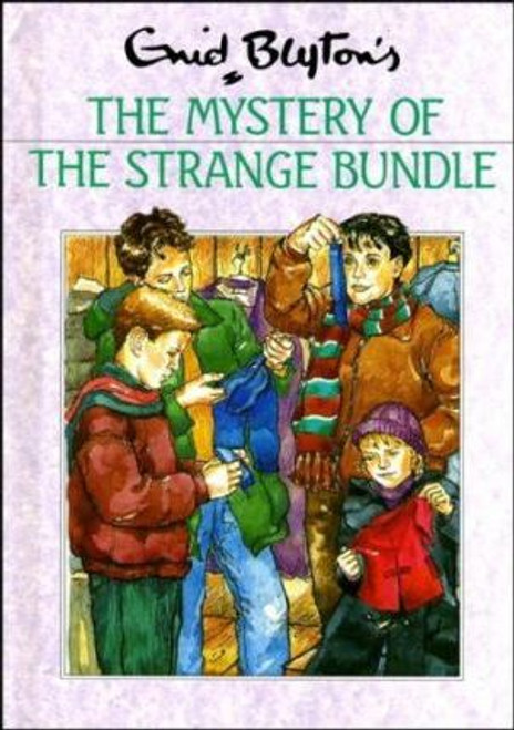 Blyton, Enid / The Mystery of the Strange Bundle (Hardback)