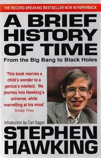 Hawking, Stephen / A Brief History of Time