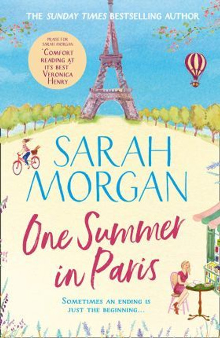 Morgan, Sarah / One Summer In Paris