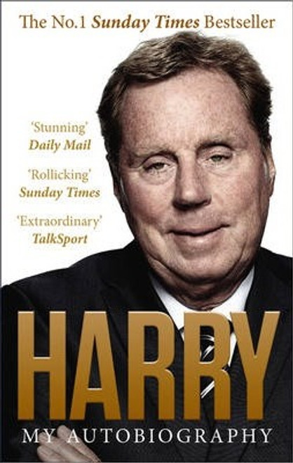 Redknapp, Harry / Always Managing : My Autobiography