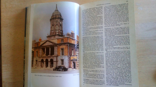 Duignan, Michael V & Lord Killanin - The Shell Guide to Ireland - HB - 2nd Edition, Revised 1969