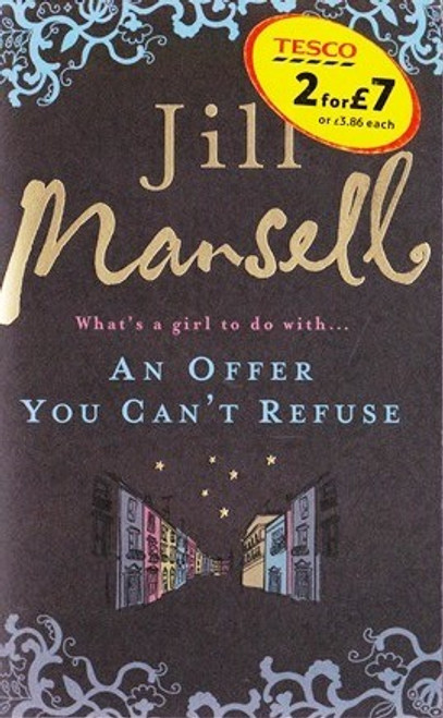 Mansell, Jill / An Offer You Can't Refuse