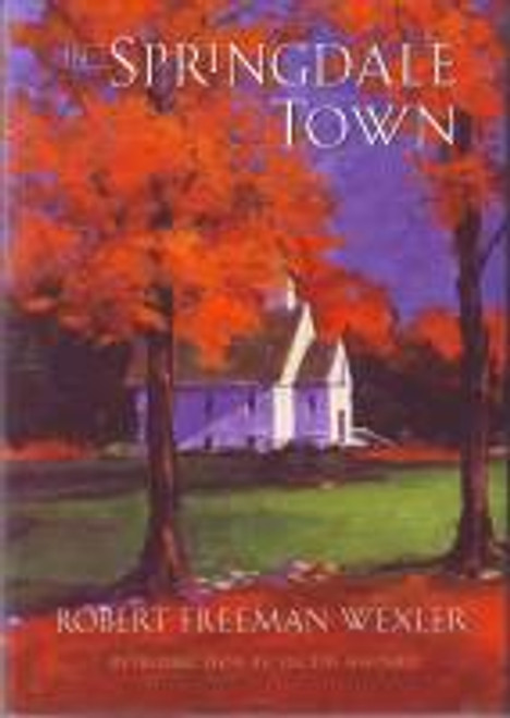 Wexler, Robert Freeman - In Springdale Town - HB - Double Signed PB Publishing Limited Edition