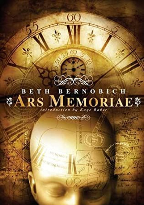 Bernobich, Beth - Ars Memoriae ( Éireann Sequence - Book 1 ) - HB 1st Edition - 2009