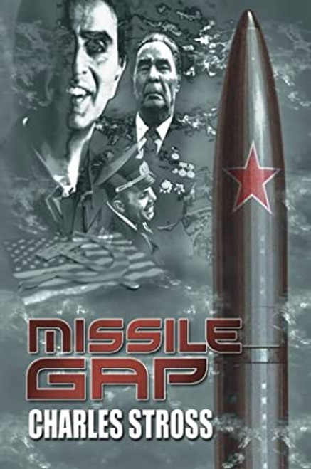 Stross, Charles - Missile Gap - HB - Subterranean Press HB 2nd Printing 200