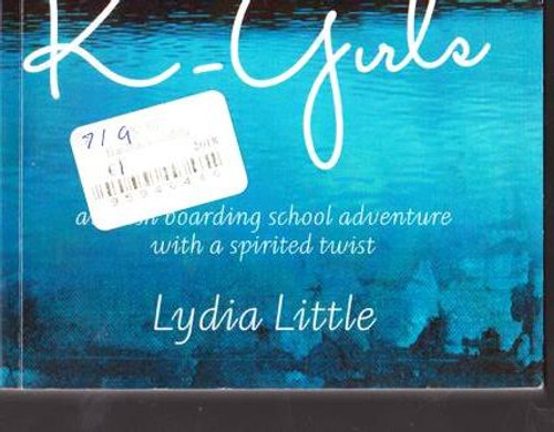 Lydia Little / K-Girls (Signed by the Author) (Paperback)