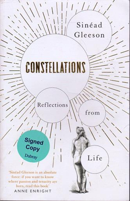 Sinéad Gleeson / Constellations (Signed by the Author) (Large Paperback)
