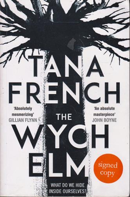 Tana French / The Wych Elm (Signed by the Author) (Large Paperback)