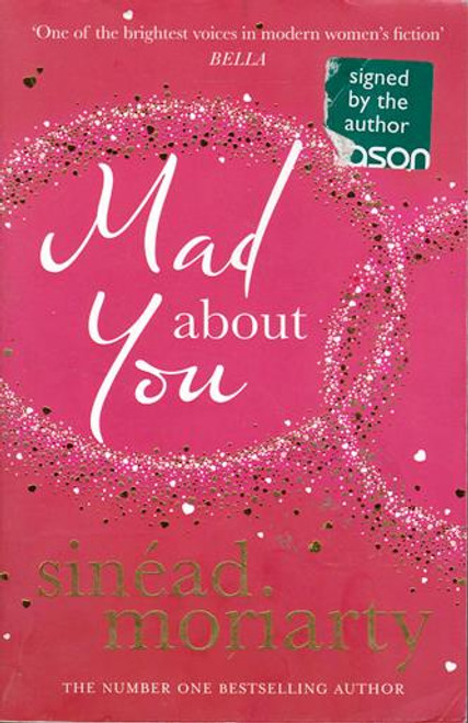 Sinead Moriarty / Mad about You (Signed by the Author) (Large Paperback)