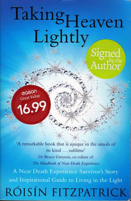 Róisín Fitzpatrick / Taking Heaven Lightly (Signed by the Author) (Large Paperback)