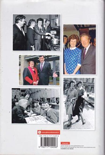 Mary O'Rourke / Just Mary (Signed by the Author) (Large Hardback)