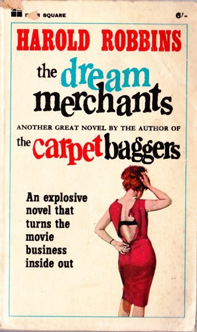 Robbins, Harold / The Dream Merchants