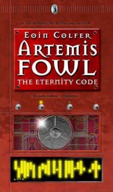 Colfer, Eoin / Artemis Fowl and The Eternity Code (Hardback) ( Artemis Fowl Series - Book 3)