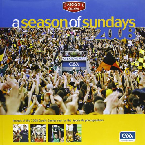 Sportsfile - A Season of Sundays - 2008 - HB - GAA Photography