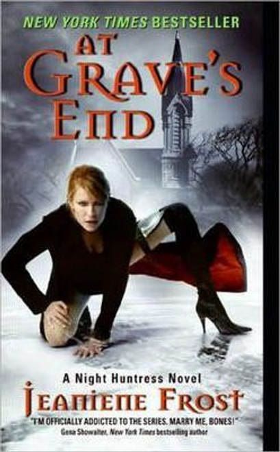 Frost, Jeaniene / At Grave's End : A Night Huntress Novel