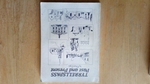 Egan, Oliver - Tyrellspass : Past & Present - PB 1986 - Local History - Westmeath