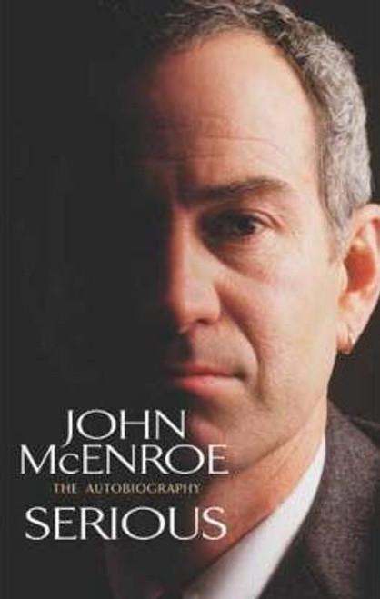 McEnroe, John / Serious (Hardback)