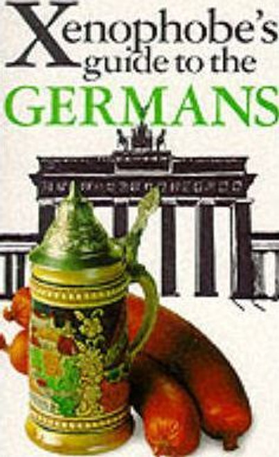 Barkow, Ben / The Xenophobe's Guide to the Germans