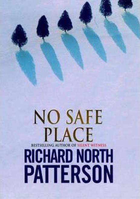 Patterson, Richard North / No Safe Place (Hardback)