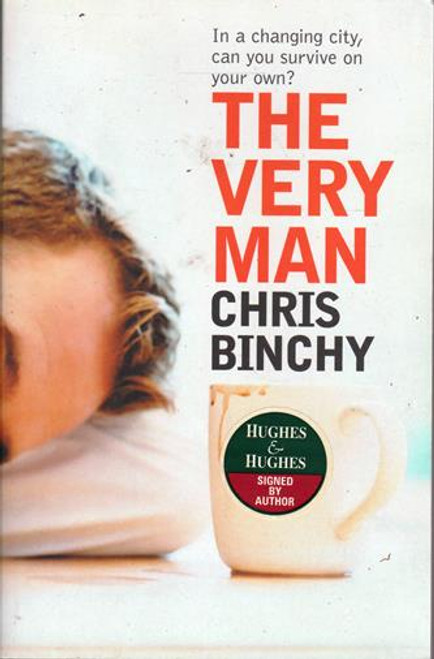 Chris Binchy / The Very Man (Signed by the Author) (Large Paperback)