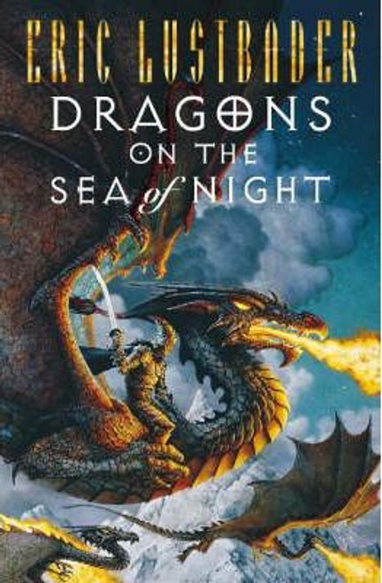 Lustbader, Eric / Dragons on the Sea of Night (Hardback)