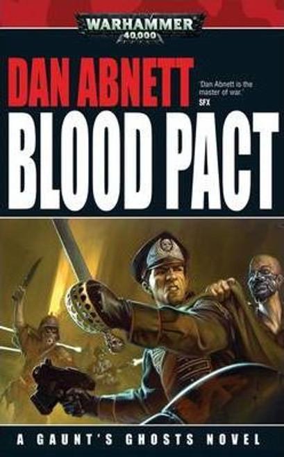 Abnett, Dan / Blood Pact (Warhammer 40,000) (Large Hardback)
