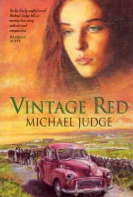 Judge, Michael / Vintage Red (Hardback)