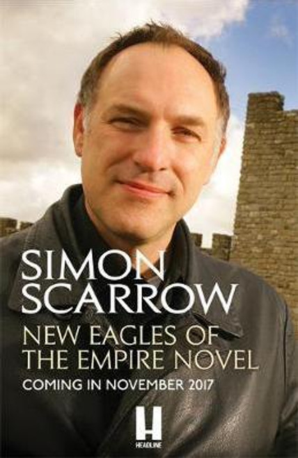 Scarrow, Simon / Day of the Caesars (Large Hardback) ( Eagles of the Empire - Book 16 )