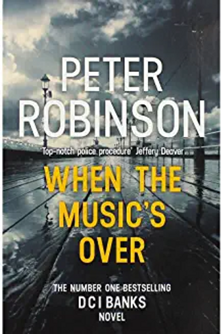 Robinson, Peter / When the Musics Over