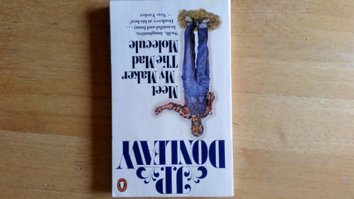 Donleavy, J.P - Meet My Maker The Mad Molecule - Vintage Penguin PB
