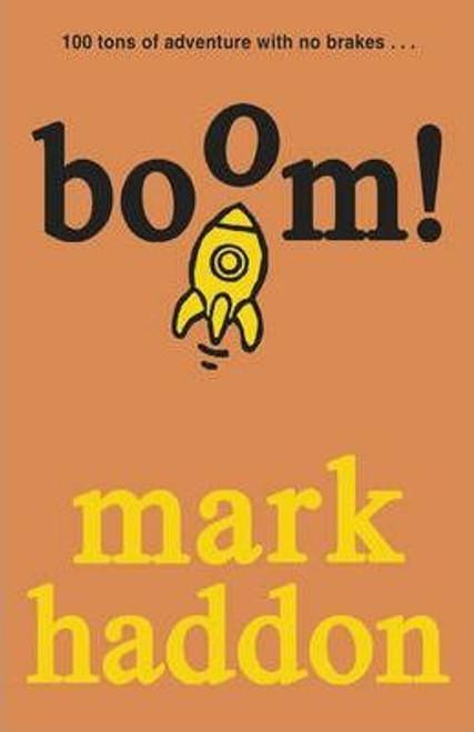 Haddon, Mark / Boom!