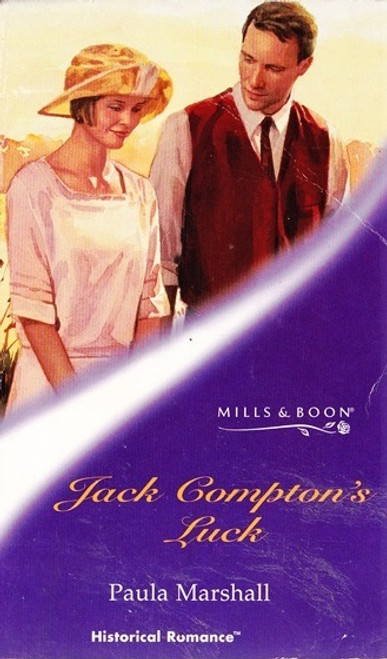 Mills & Boon / Historical/ Jack Compton's Luck
